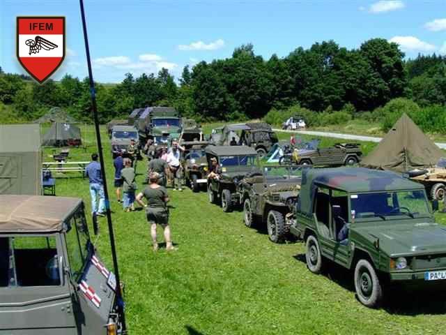 IFEM - Interessensverband der Freunde ehemaliger Militärfahrzeuge
